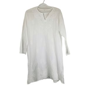 Unbranded Boho Embroidered Tunic